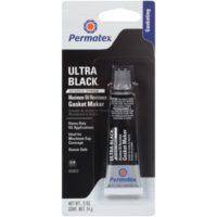 22072 Формирователь прокладок Ultra Black Черный Permatex 14гр