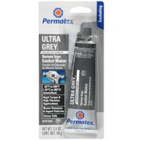 89148 Формирователь герметик прокладок Ultra Grey Серый Permatex 99гр