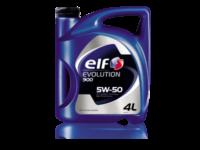 Elf Evolution 900 5w50 1л масло моторное