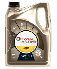 Total Quartz Ineo Mc3 5w30 4л масло моторное
