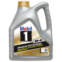 Mobil 1 FS 0w40 20л масло моторное