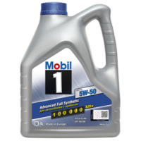 Mobil 1 FS X1  5w50  4л масло моторное