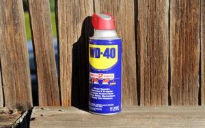 Что такое WD-40 и где ее можно применить?