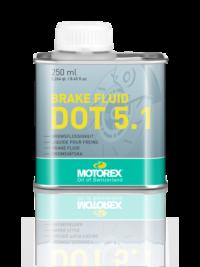 MOTOREX Жидкость тормозная BRAKE FLUID DOT 5.1  1л