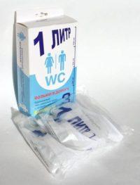 WC1L Туалет одноразовый для путешественников Bremax