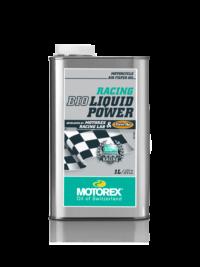 MOTOREX мото масло для воздушного фильтра RACING BIO LIQUID POWER 1л.