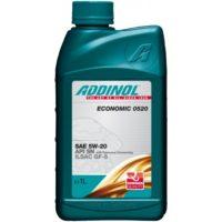 ADDINOL Economic 0520  5W20  SN  20масло моторное 5л