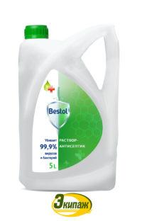 Средство дезинфицирующее (кожный антисептик) Bestol 5л
