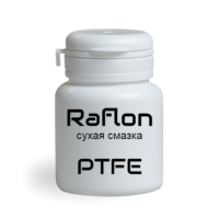 Raflon сухая смазка PTFE 1000гр.