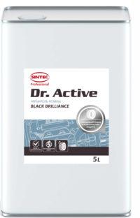"""Sintec Dr. Active Чернитель резины """"Black Brilliance""""    5 кг"""