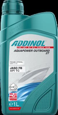 ADDINOL Aquapower Outboard 2T    TC JASO FB масло моторное 1л