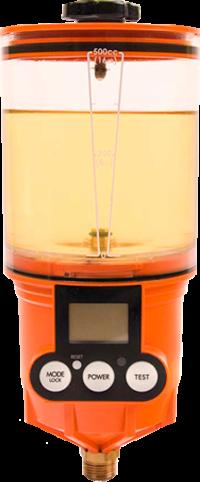 PulsarLube OL – 500 мл. Дозатор масла 2  KP 2K-30