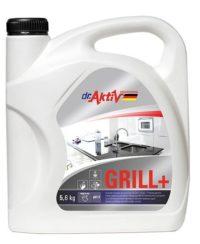 Dr.Aktiv Средство чистящее для кухонной техники и посуды Grill+ 5,6 кг