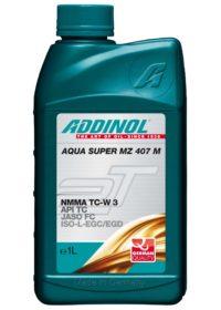 ADDINOL Aqua Super MZ 407M TC-W3 масло моторное 1л