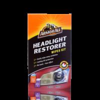 ArmorAll  Набор салфеток для восстановления прозрачности фар.