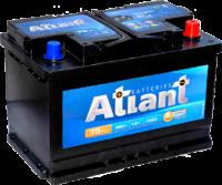 Аккумулятор ATLANT 60Ah R (обр.пол.)  12V 460A   242х175х190