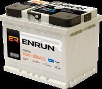 Аккумулятор ENRUN 60 Ah L (пр.пол.)  12V 600A   242x175x190