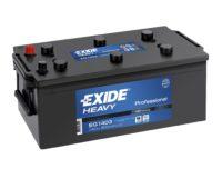 Аккумулятор EXIDE  HEAVY Profesional Power  235A/ч (EF2353)(/-) 12V 1300 A    518х279х240