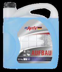 Dr.Aktiv Средство моющее кислотное для удаления остатков бетона и строительных смесей Aufbau 5,5 кг