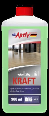 Dr.Aktiv Средство моющее щелочное для полов Kraft 900мл