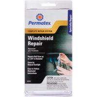 09103 Набор для ремонта сколов ветрового стекла Permatex