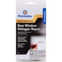 09117 Набор для ремонта нитей обогревателя заднего стекла Permatex